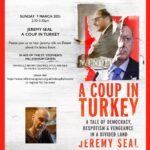 Jeremy Seal March 7th